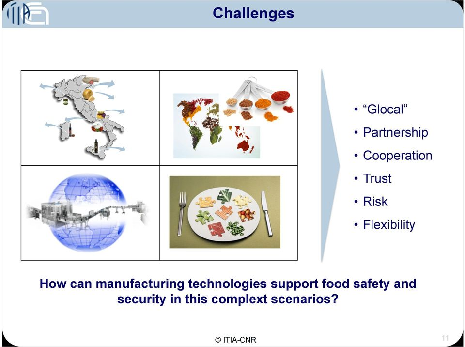 can manufacturing technologies support
