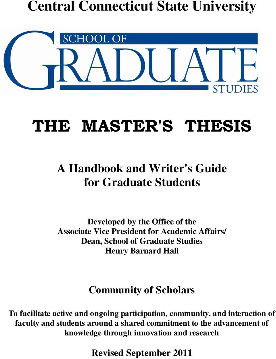 Uvt master thesis