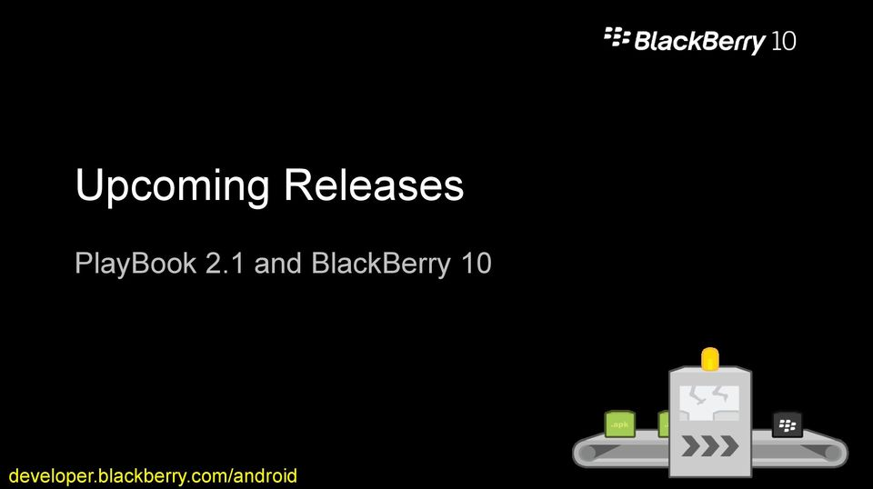 1 and BlackBerry 10