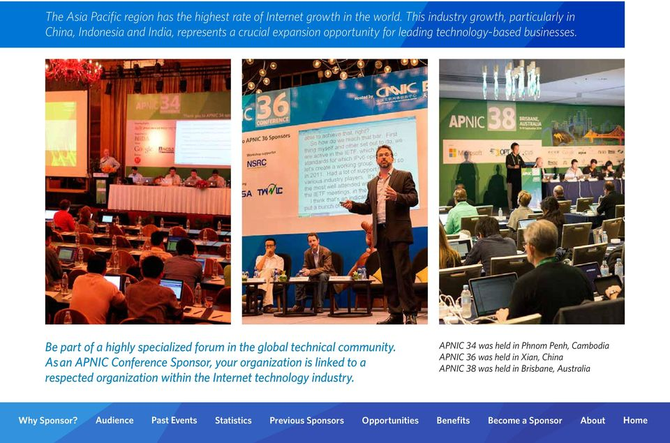 businesses. Be part of a highly specialized forum in the global technical community.