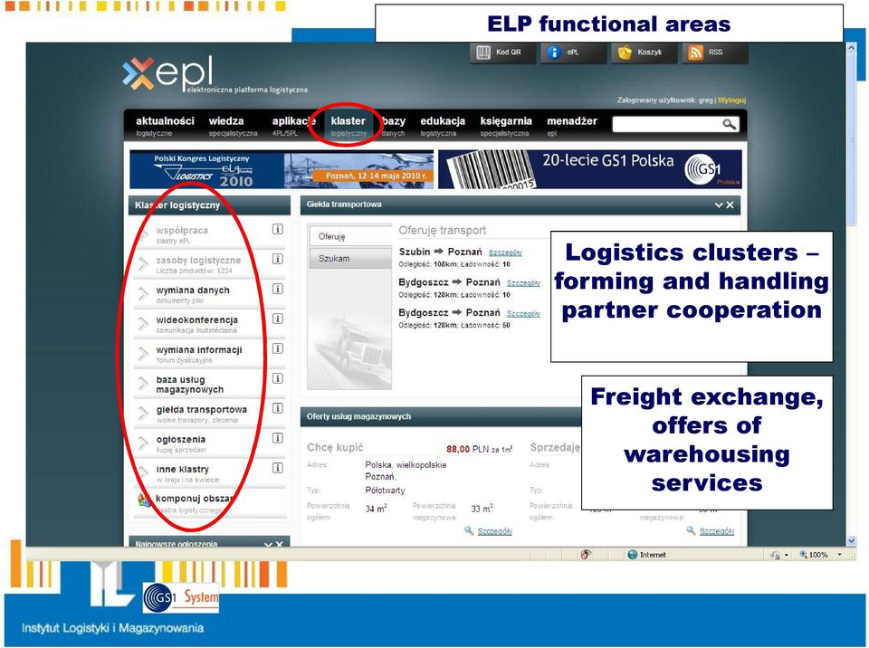 partner cooperation Freight