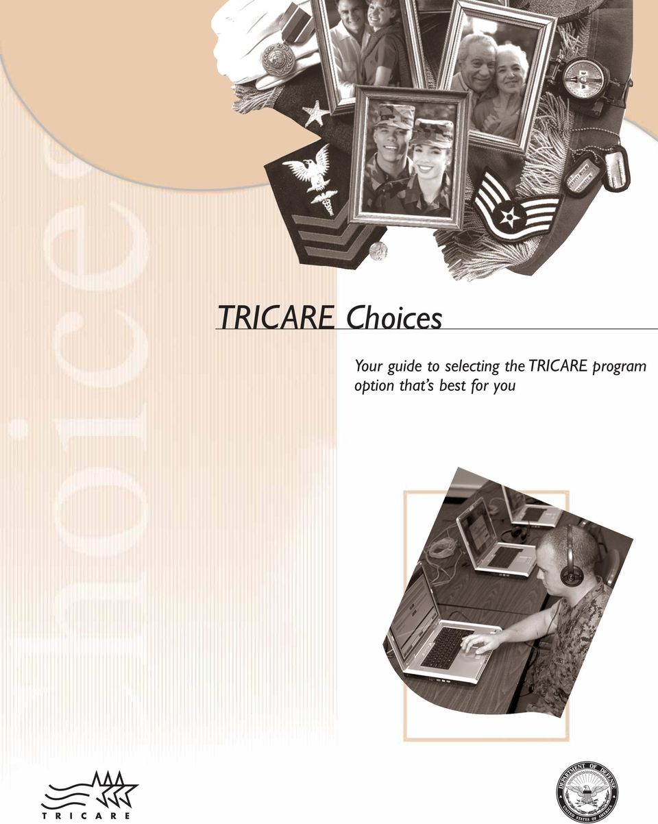 the TRICARE program