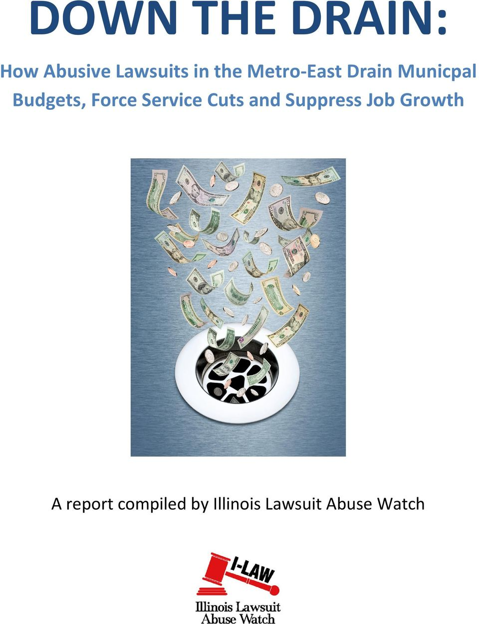 Force Service Cuts and Suppress Job Growth