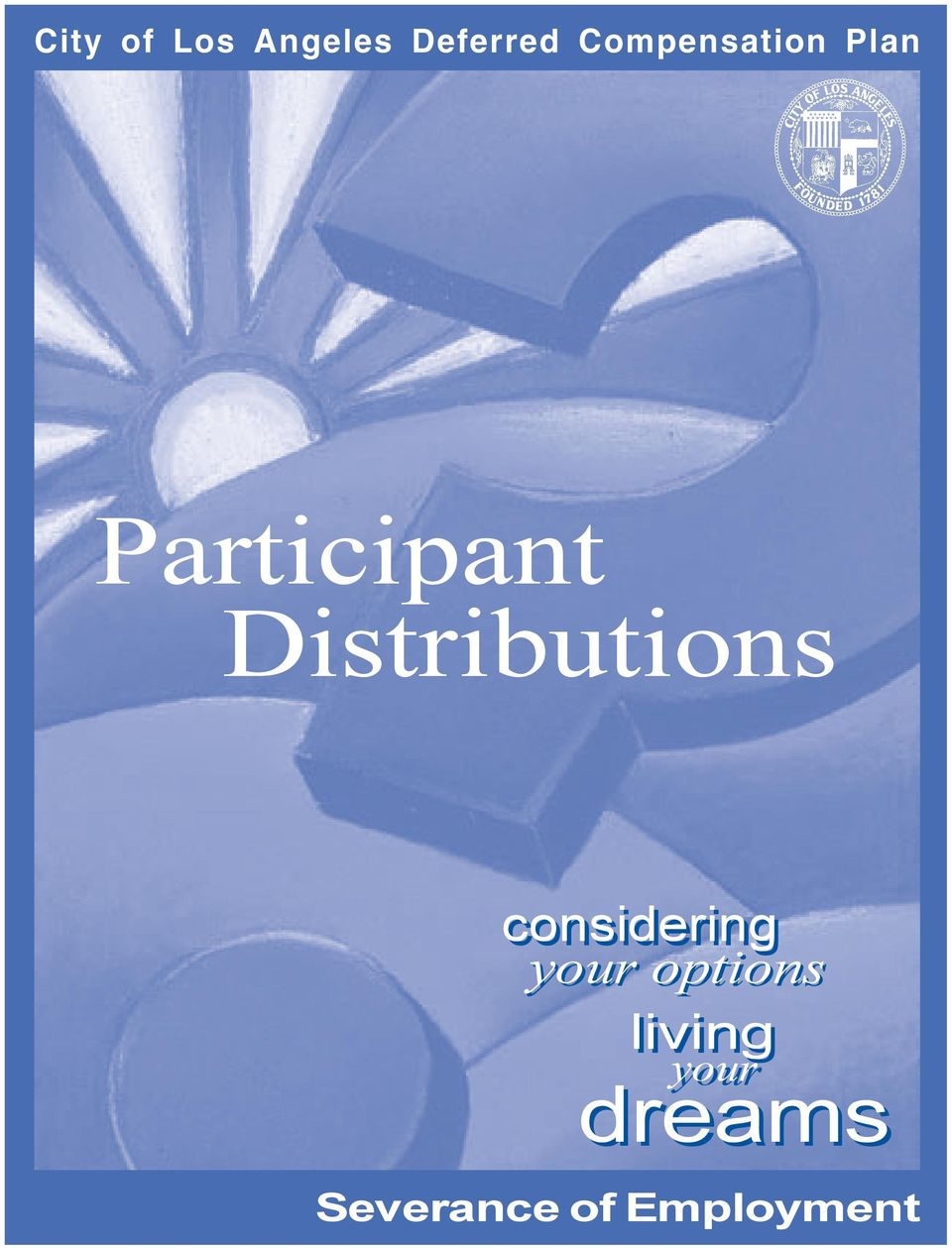 Distributions considering your