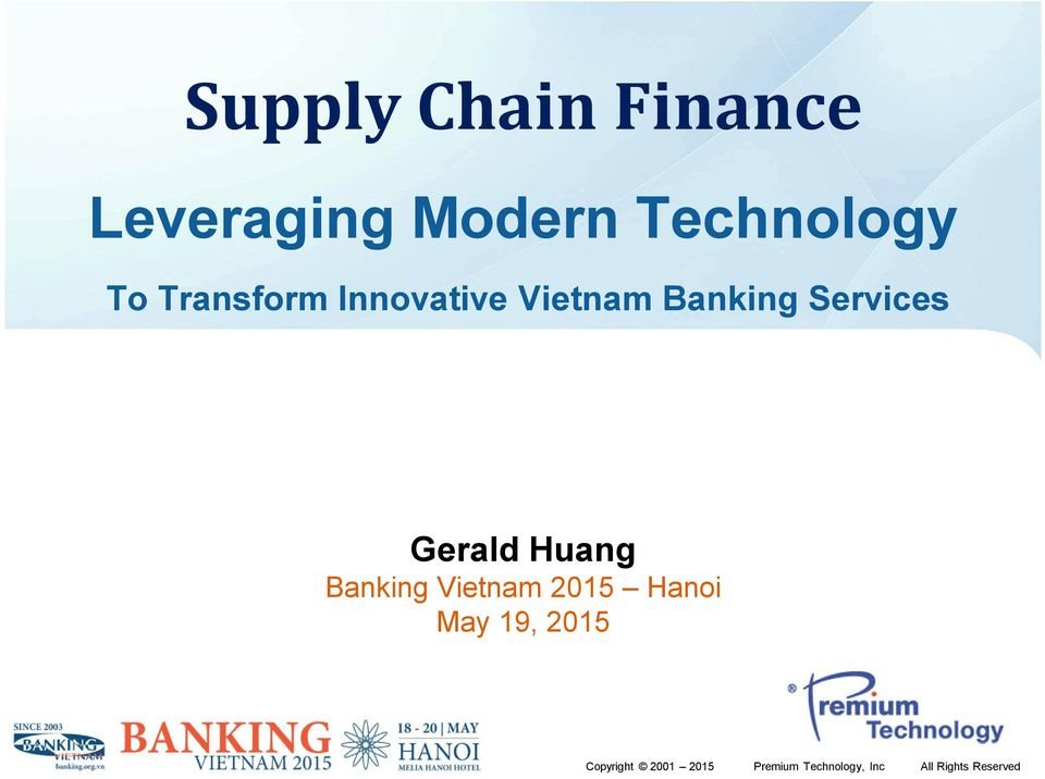 Innovative Vietnam Banking Services