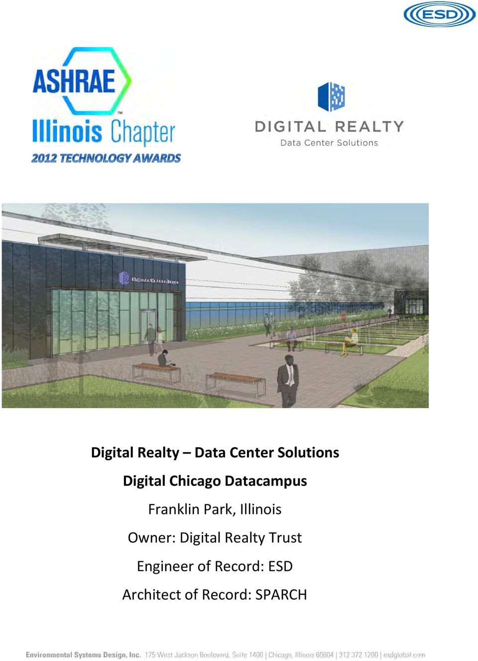 Illinois Owner: Digital Realty Trust