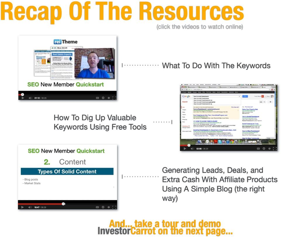 Leads, Deals, and Extra Cash With Affiliate Products Using A Simple Blog