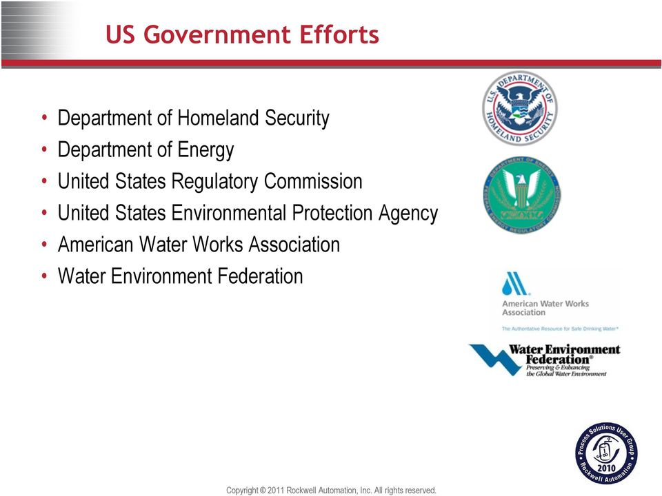 Commission United States Environmental Protection