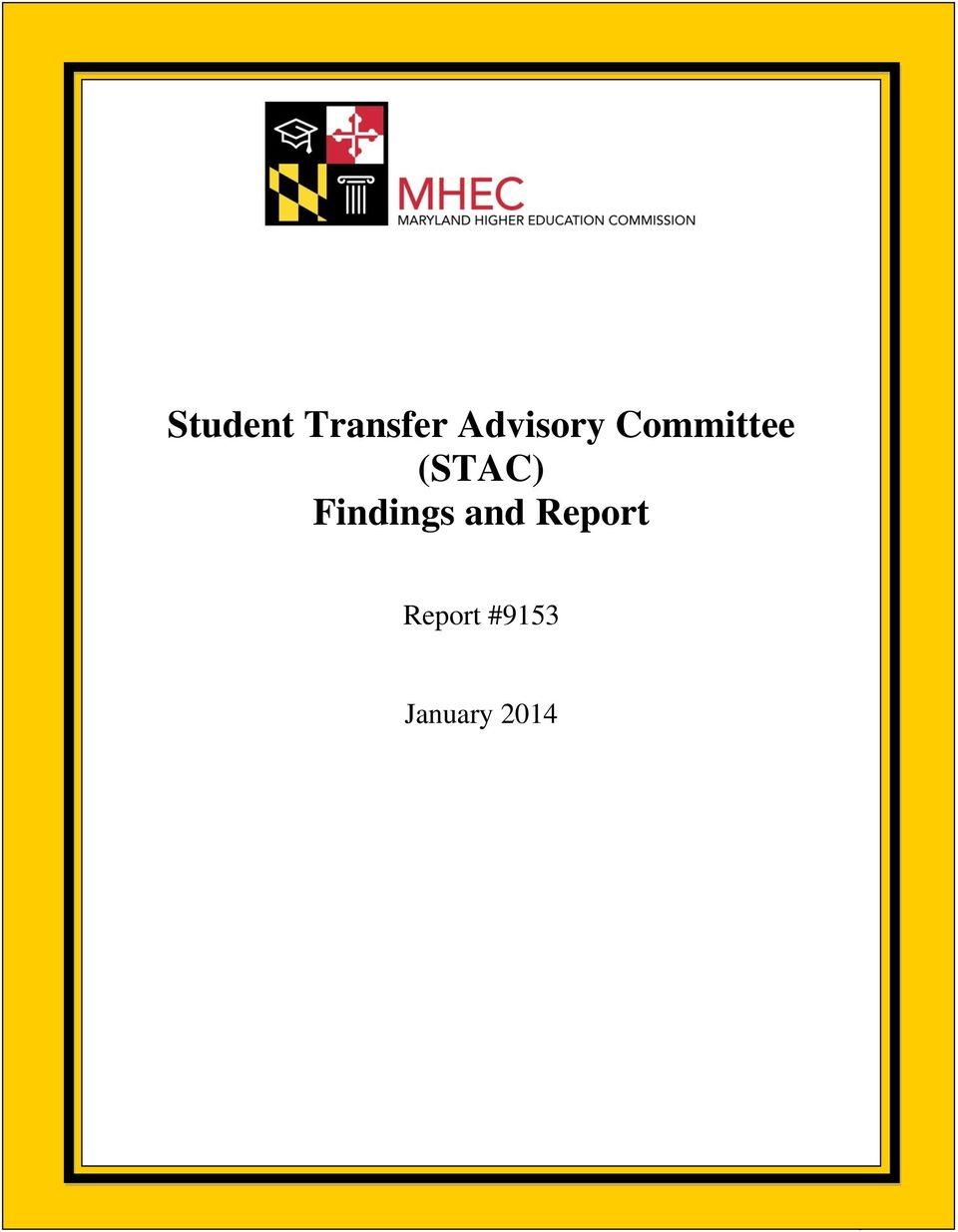 (STAC) Findings and