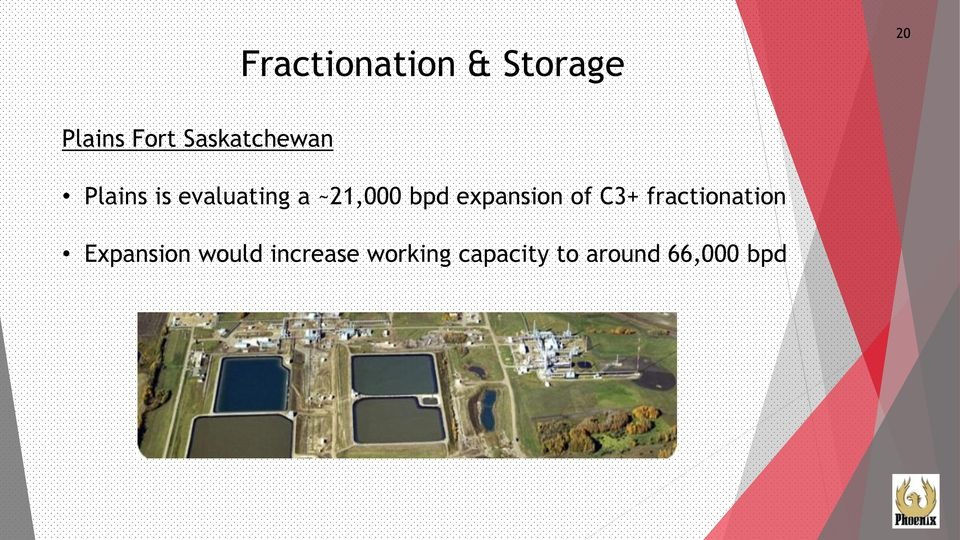 bpd expansion of C3+ fractionation Expansion
