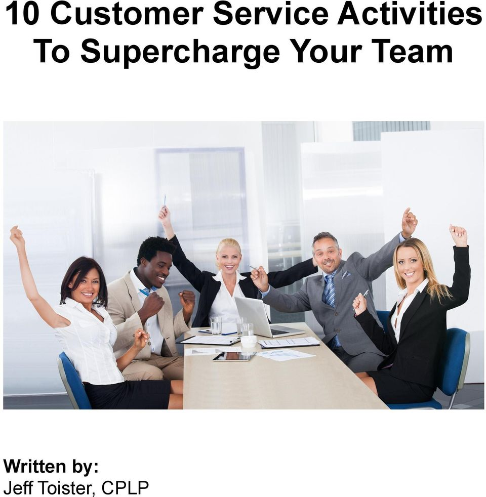 Supercharge Your Team