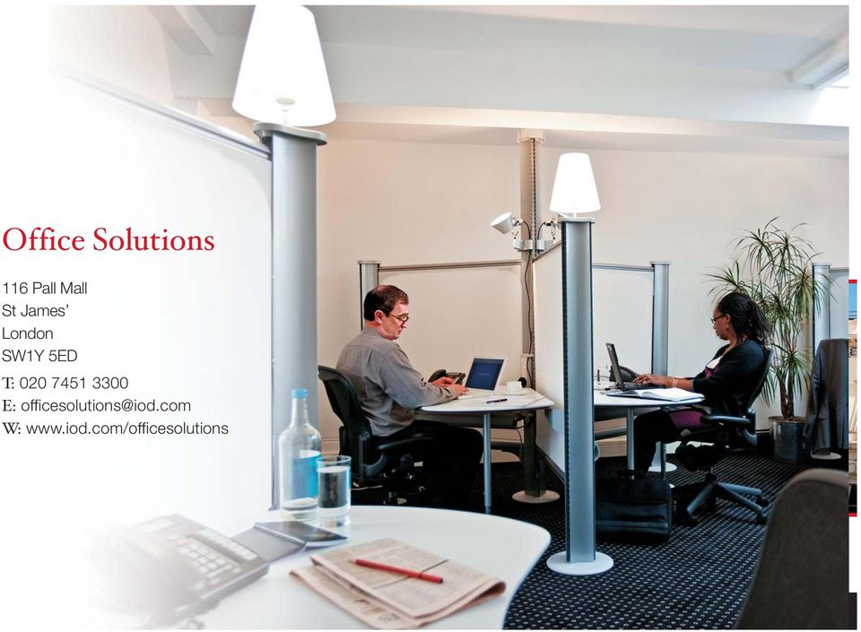 7451 3300 E: officesolutions@iod.