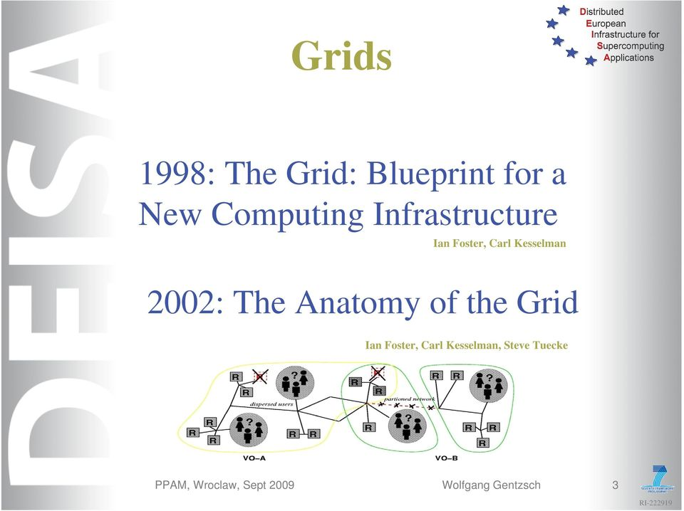 Anatomy of the Grid Ian Foster, Carl Kesselman,