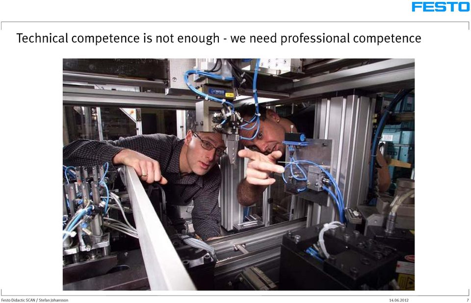 competence Festo Didactic