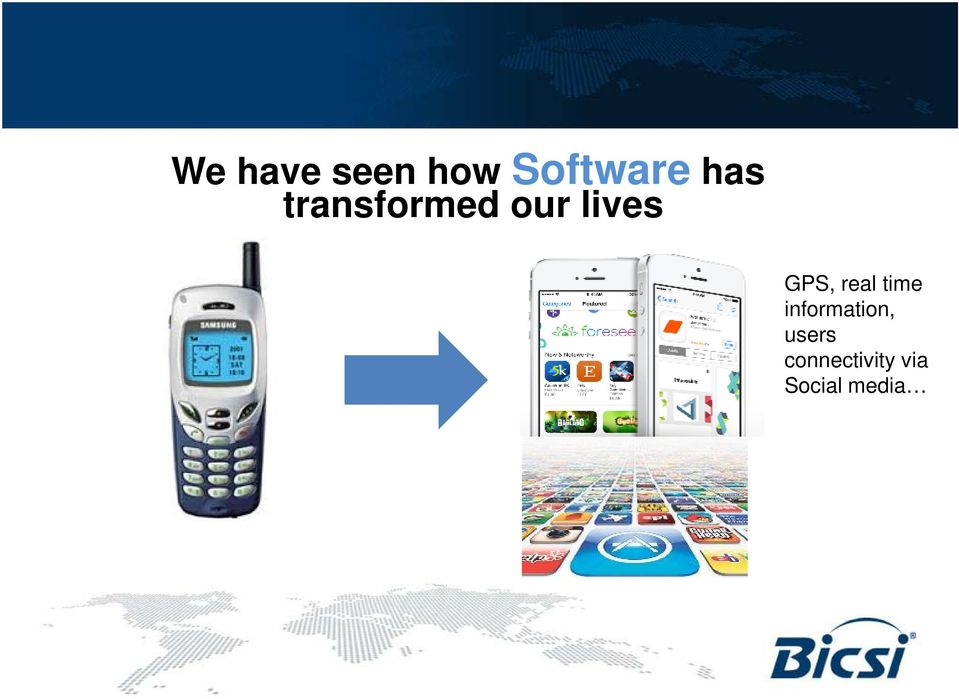 GPS, real time information,