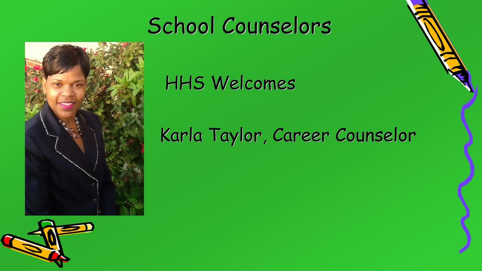 Welcomes Karla