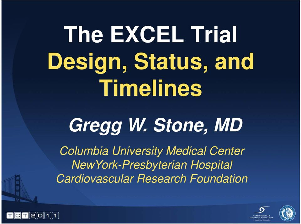 Stone, MD Columbia University Medical