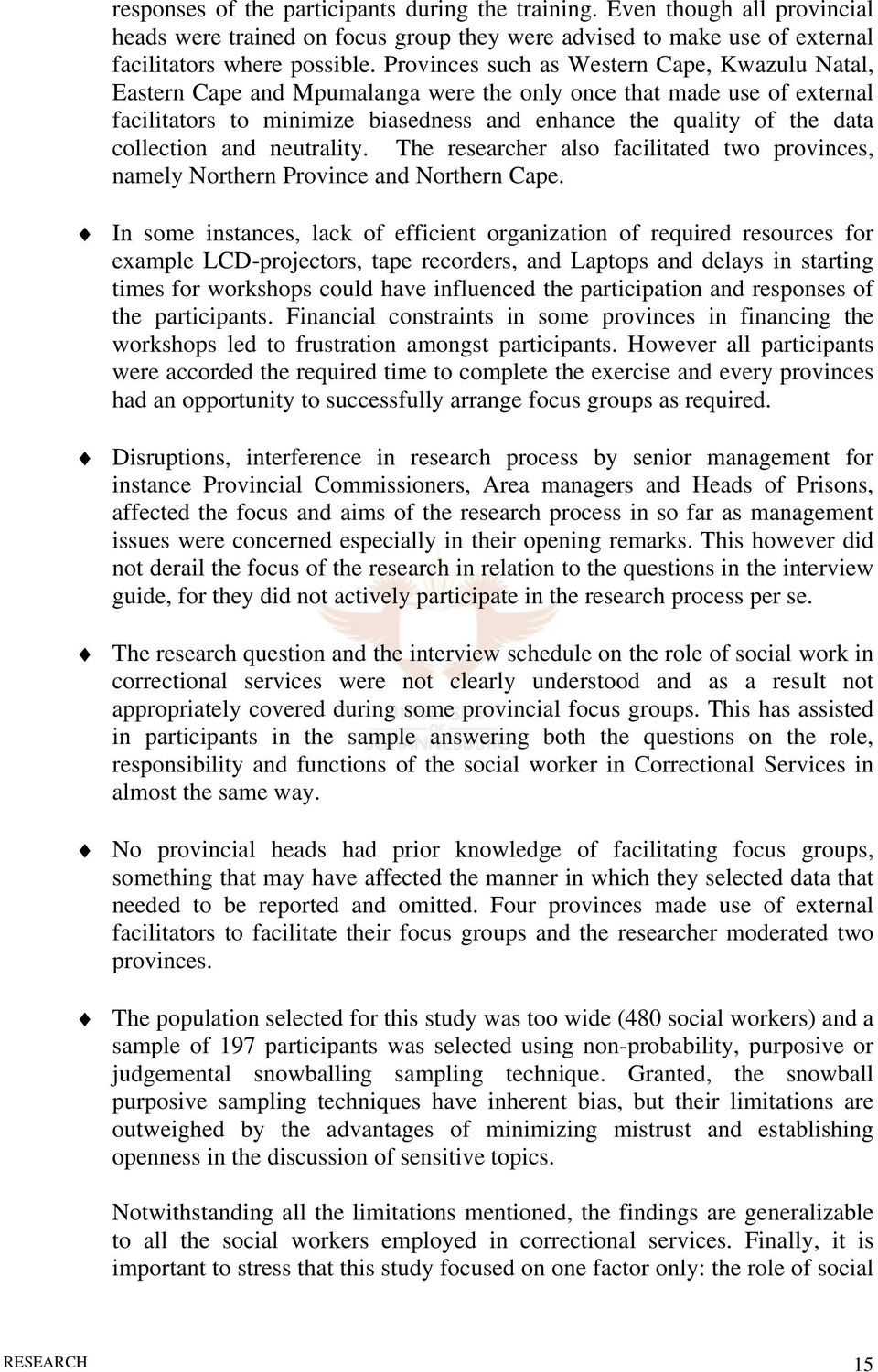 Employment Outlook & Career Guidance for Corrections Social Workers