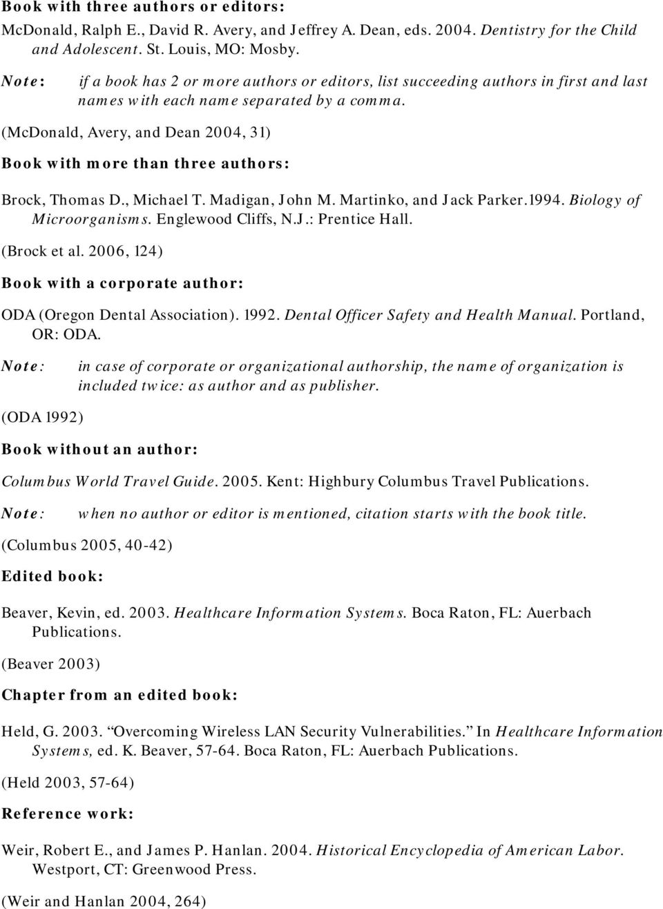 How To Cite A Website No Author Elements That Make Up An Apa Citation  Howtoinclude (