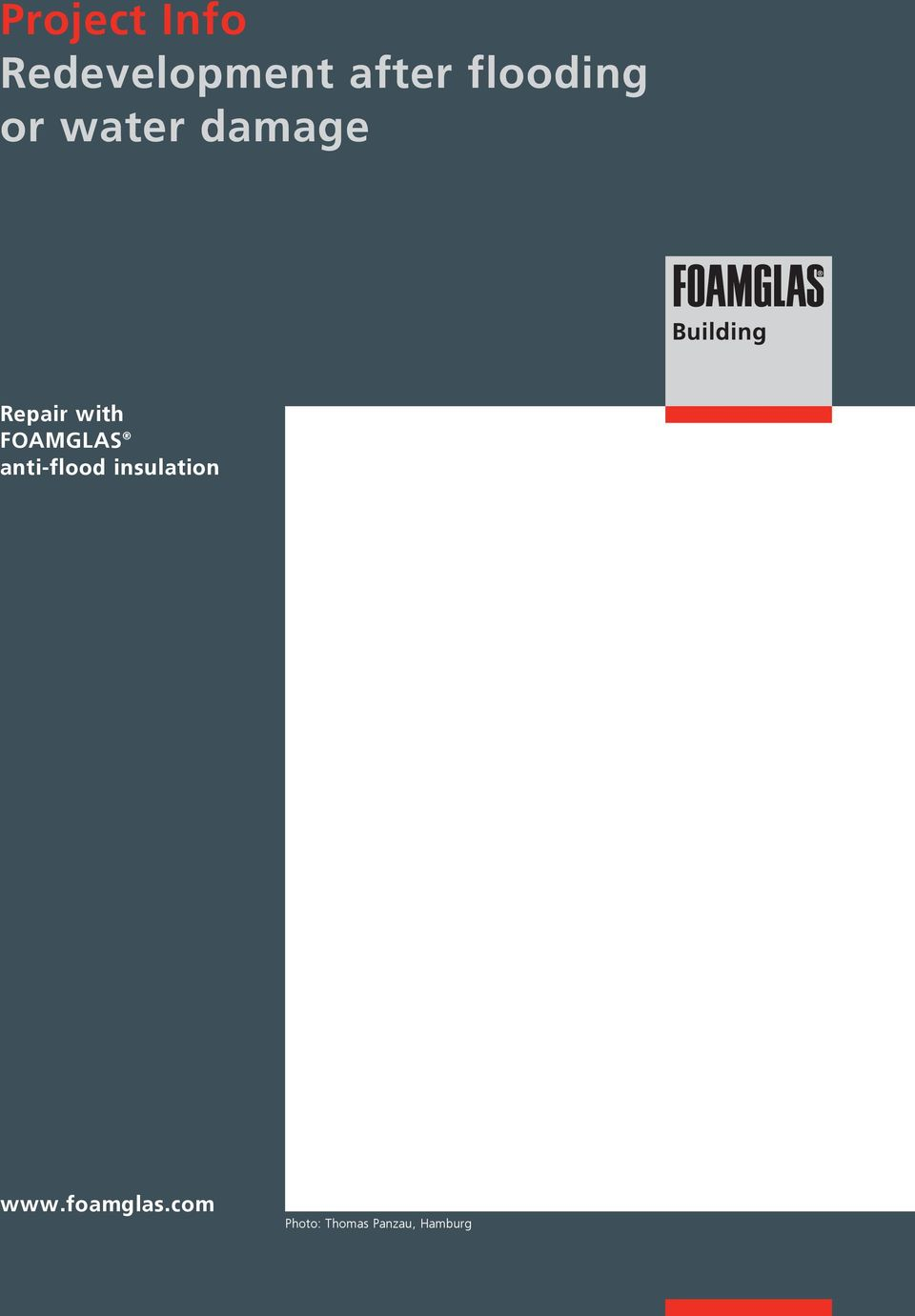 FOAMGLAS anti-flood insulation www.