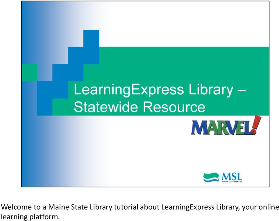 LearningExpress Library,