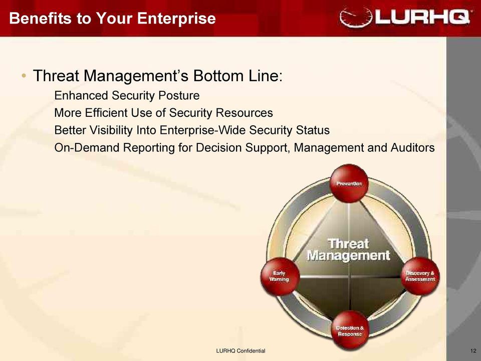 Better Visibility Into Enterprise-Wide Security Status On-Demand