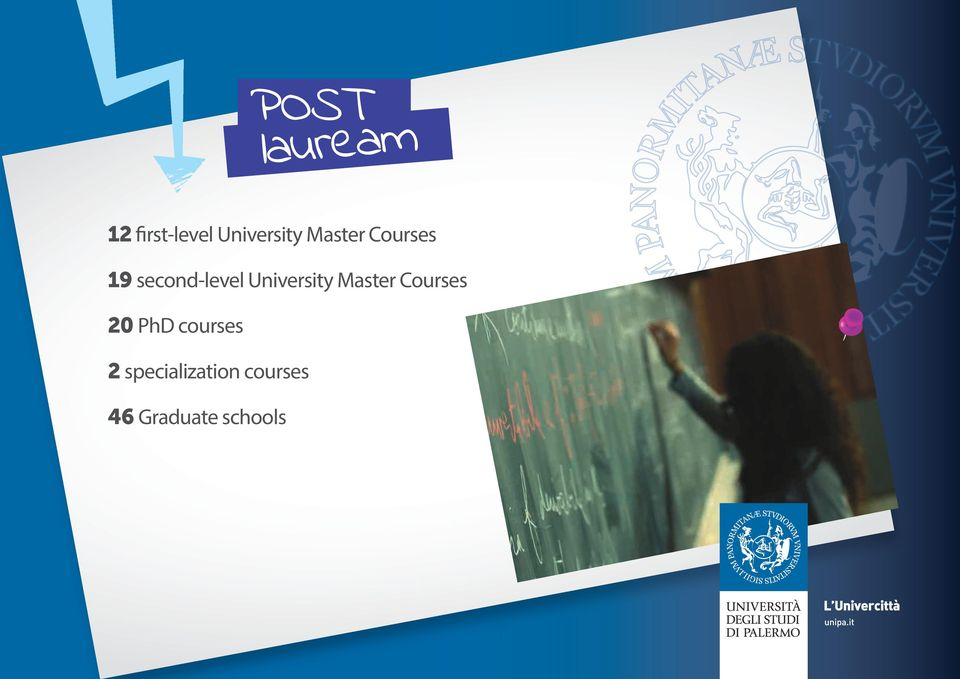 University Master Courses 20 PhD