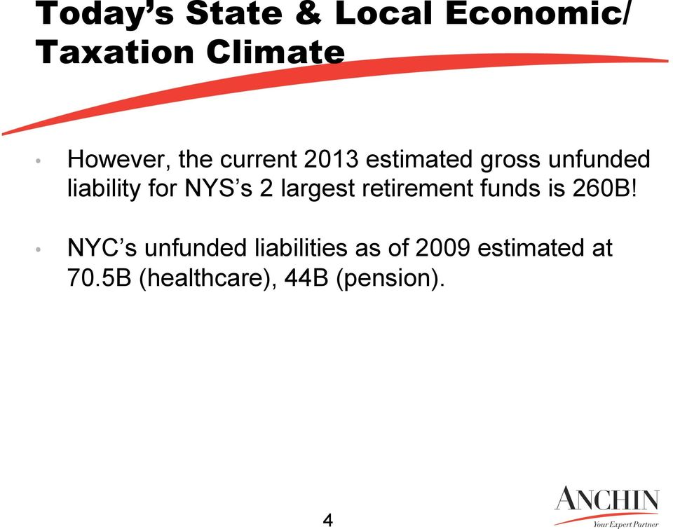 s 2 largest retirement funds is 260B!