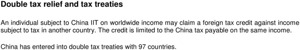 tax in another country.