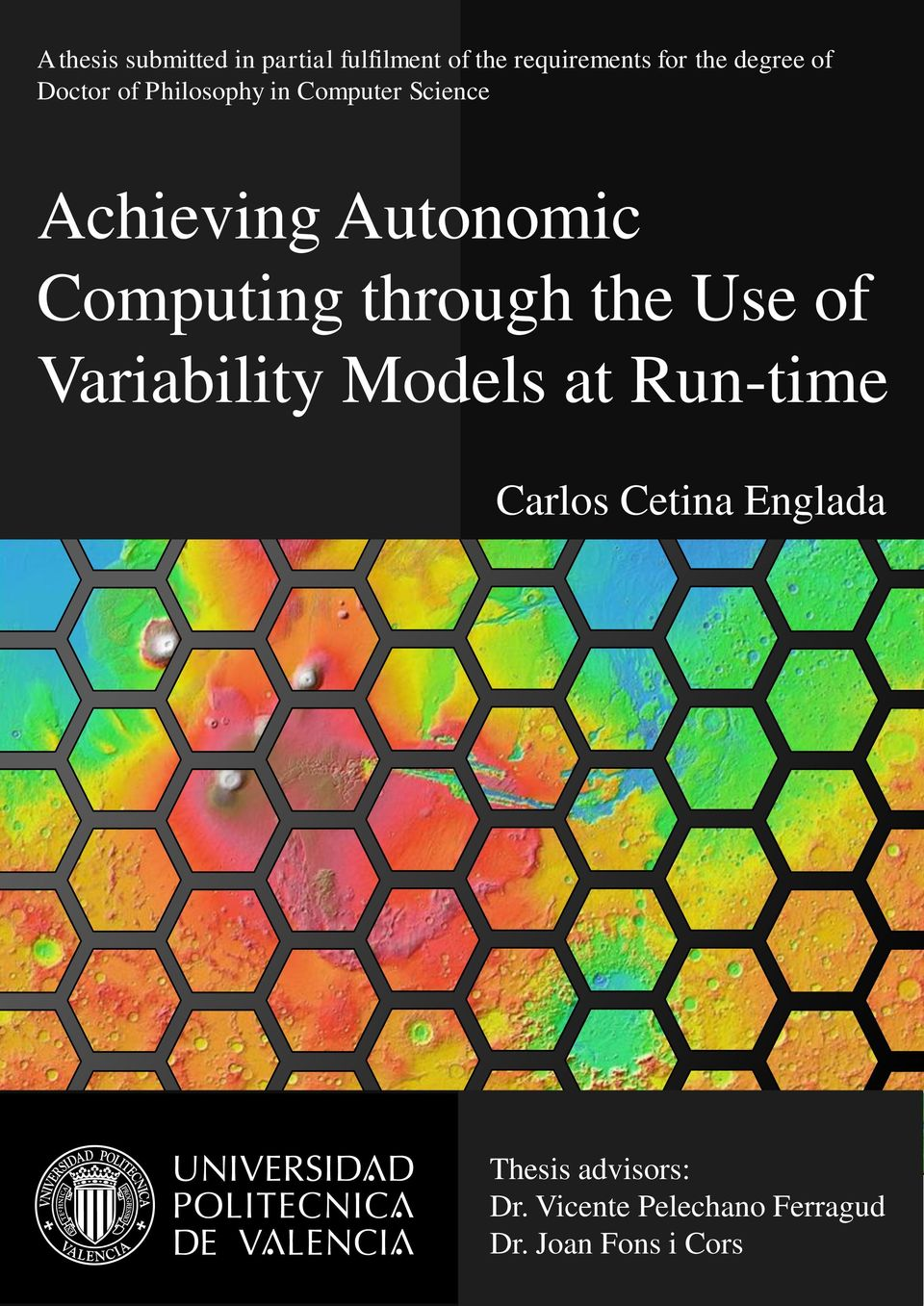 Computing through the Use of Variability Models at Run-time Carlos