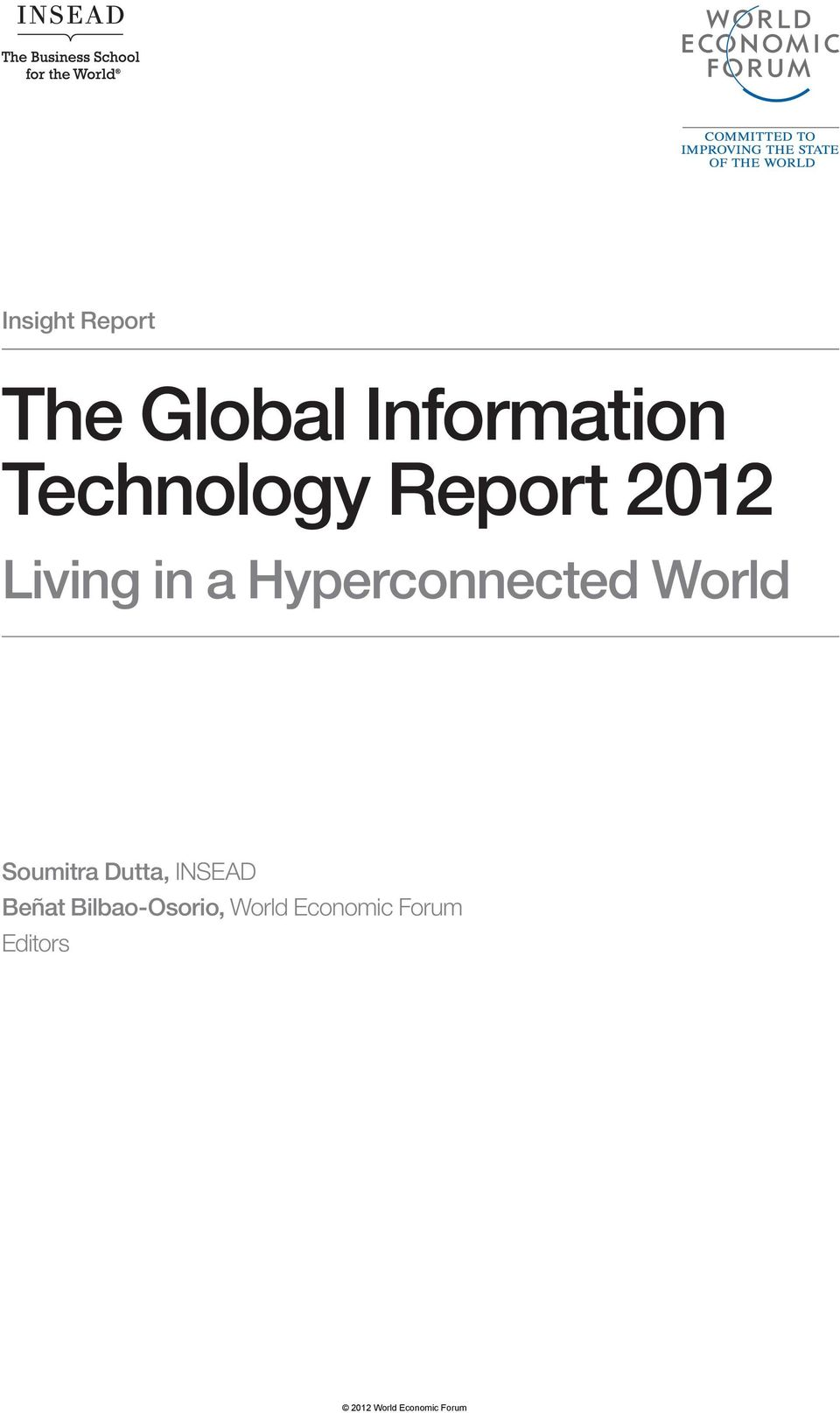 Hyperconnected World Soumitra Dutta,