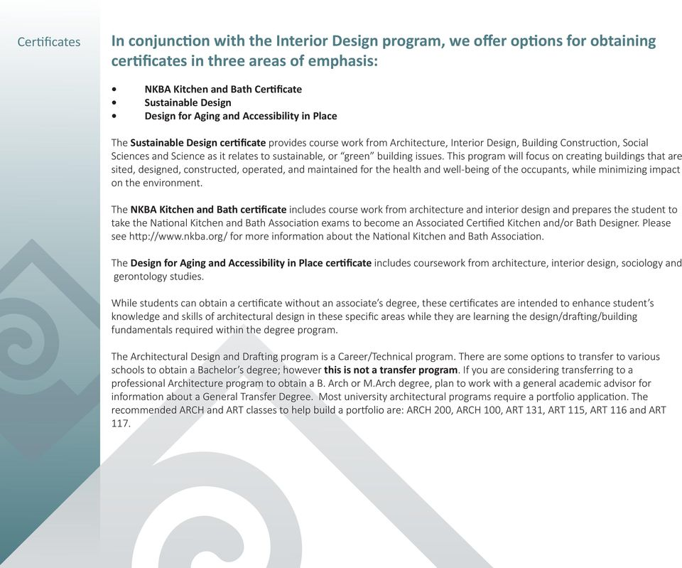 sustainable, or green building issues.