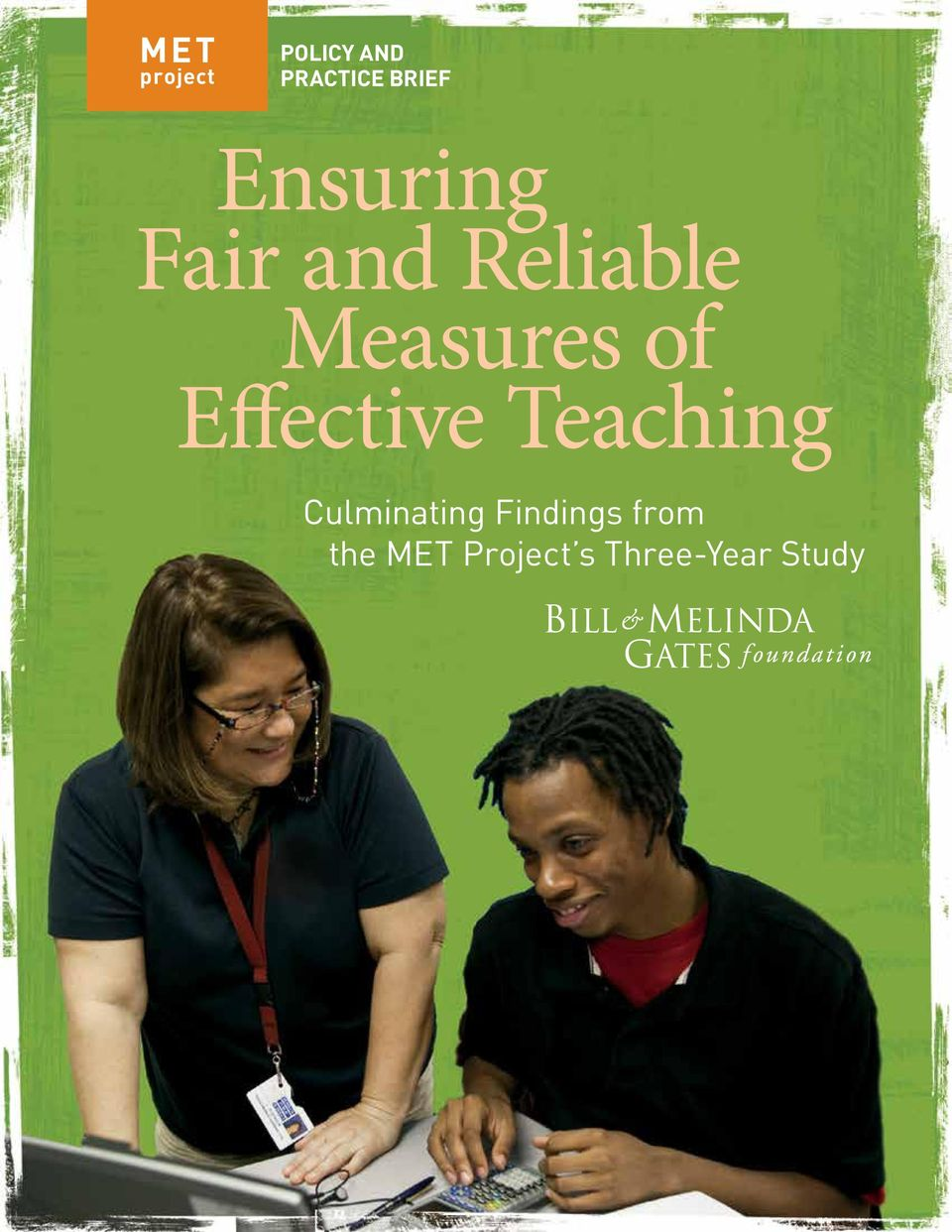 Effective Teaching Culminating