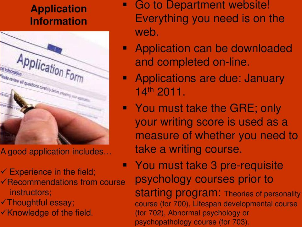 You must take the GRE; only your writing score is used as a measure of whether you need to take a writing course.