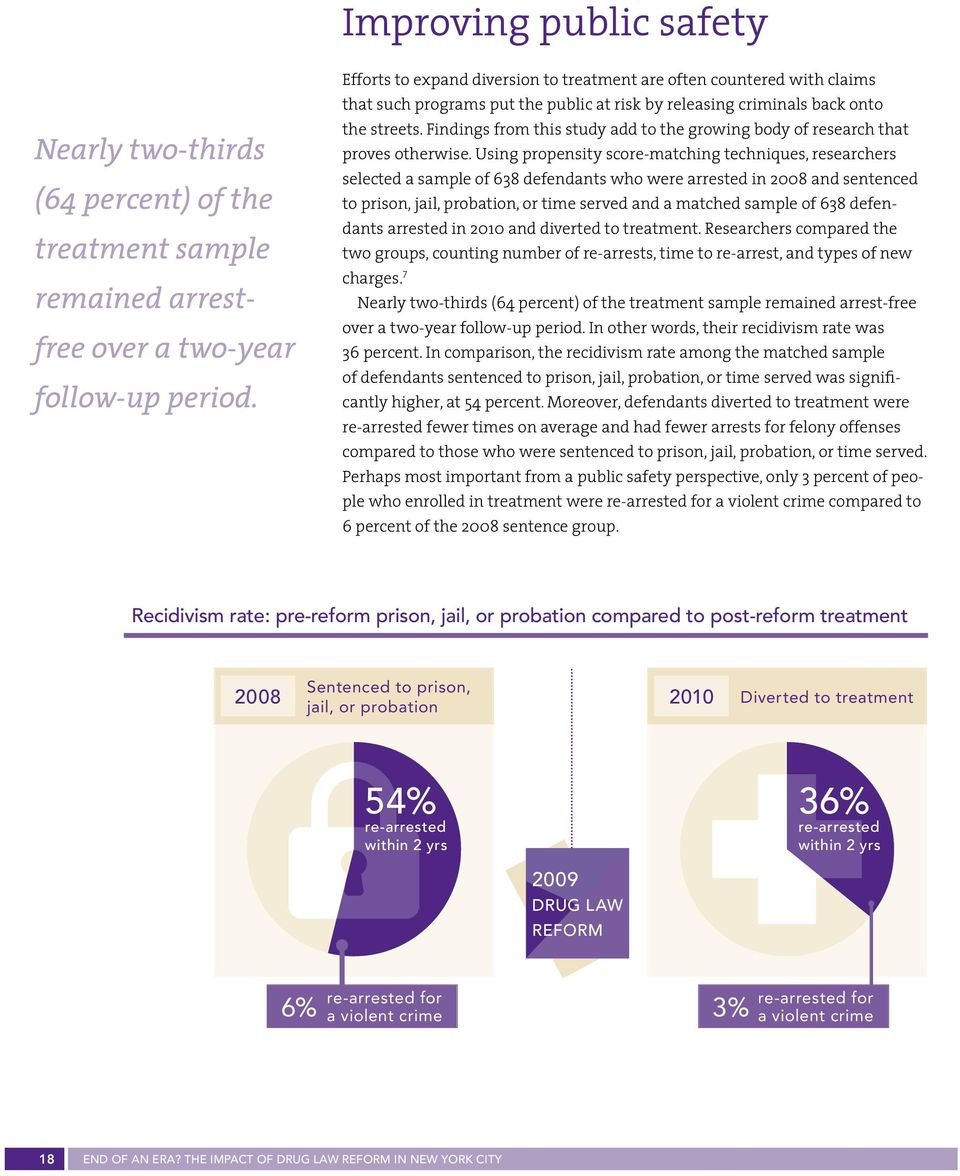 Methods for front end prison programs in reducing population