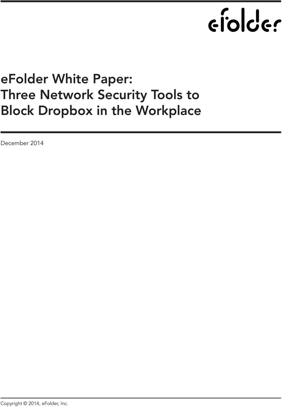 Dropbox in the Workplace