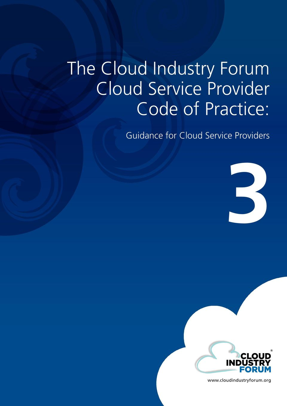 Practice: Guidance for Cloud