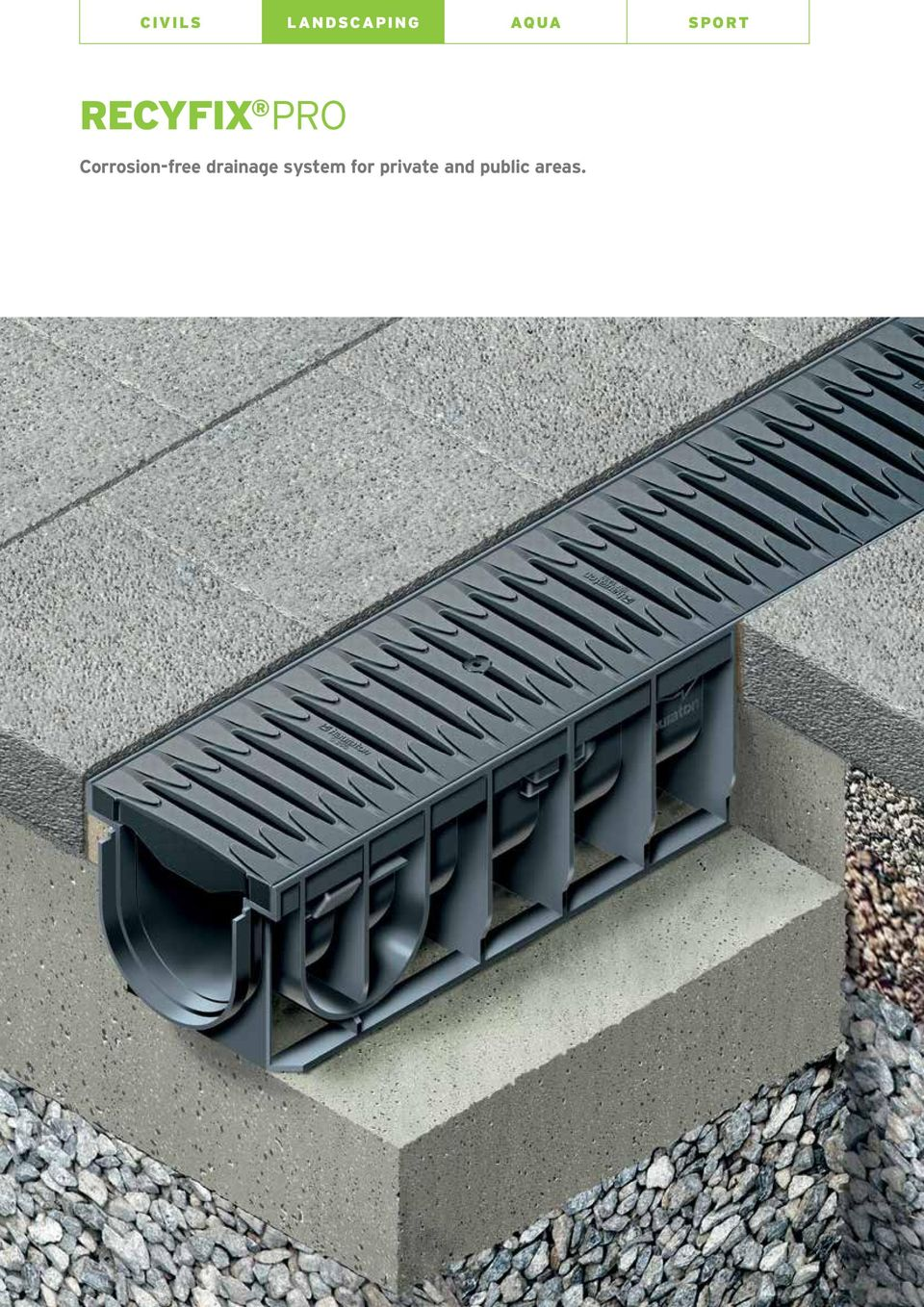 drainage system for