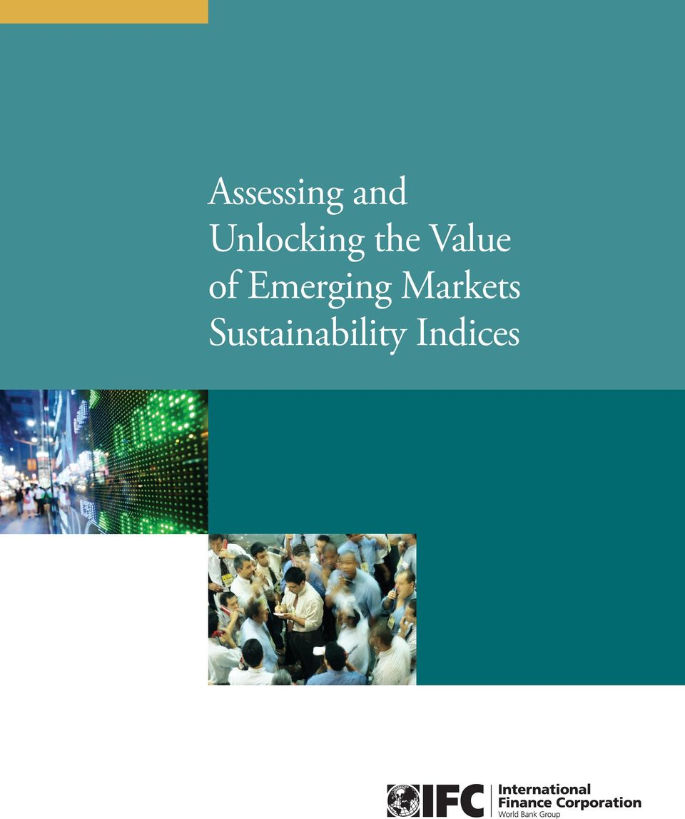 Value of Emerging