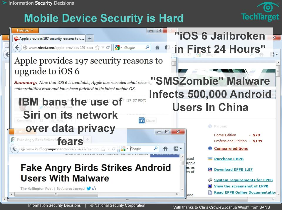 "fears ""SMSZombie"" Malware Infects 500,000 Android Users In China"