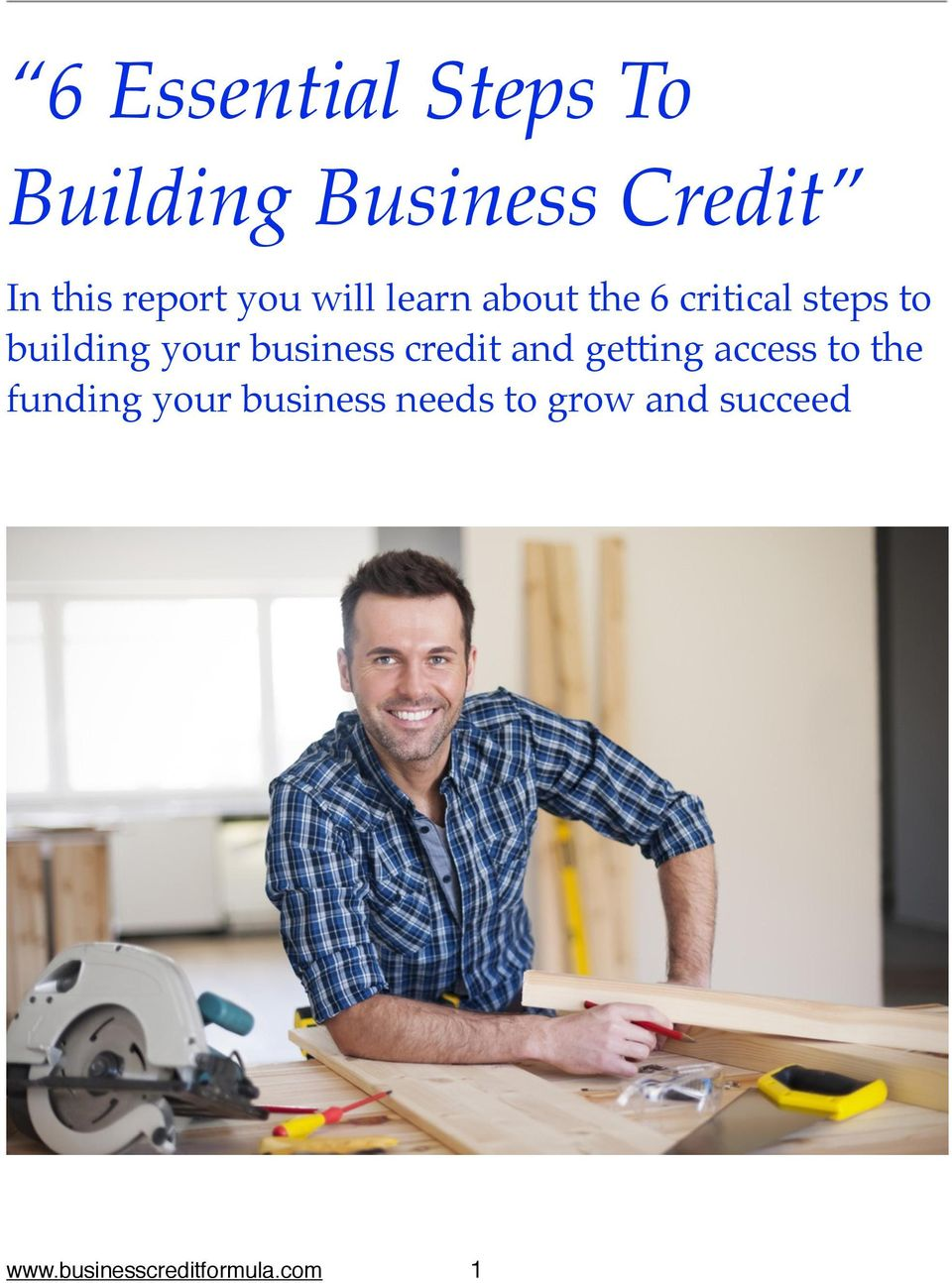to building your business credit and getting access to