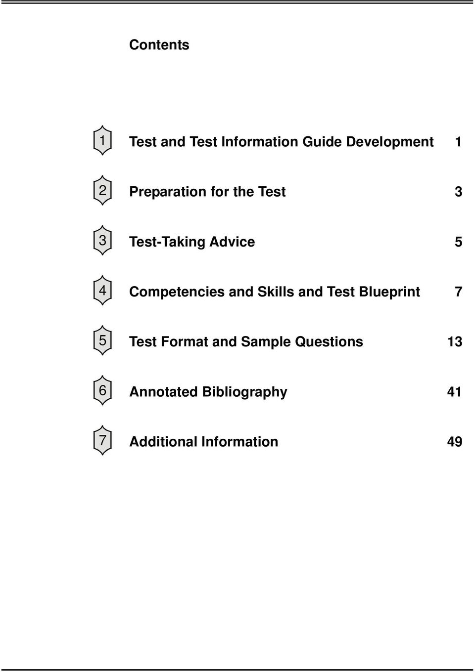 General knowledge test pdf competencies and skills and test blueprint 7 5 test format and fandeluxe Gallery