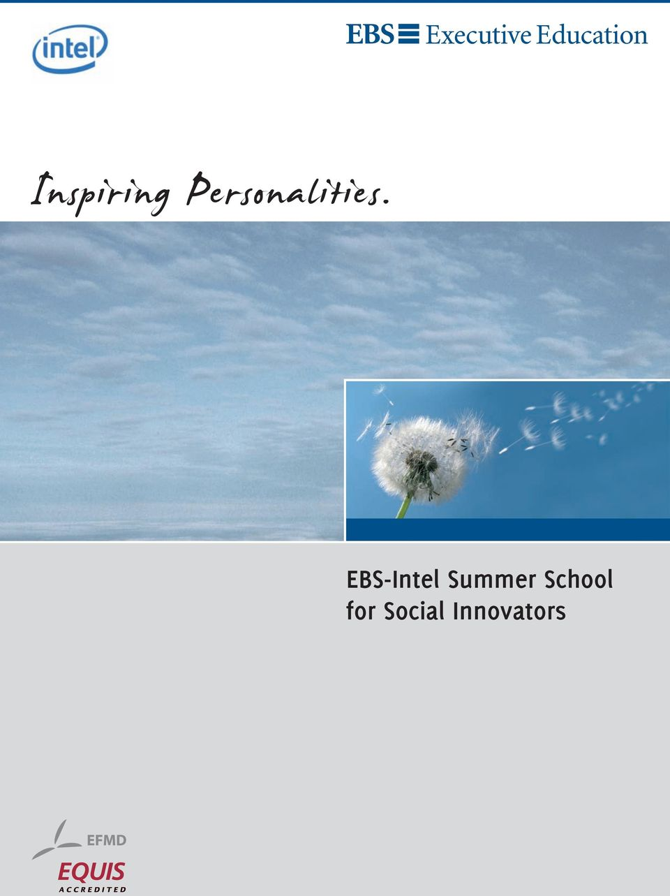 EBS-Intel Summer