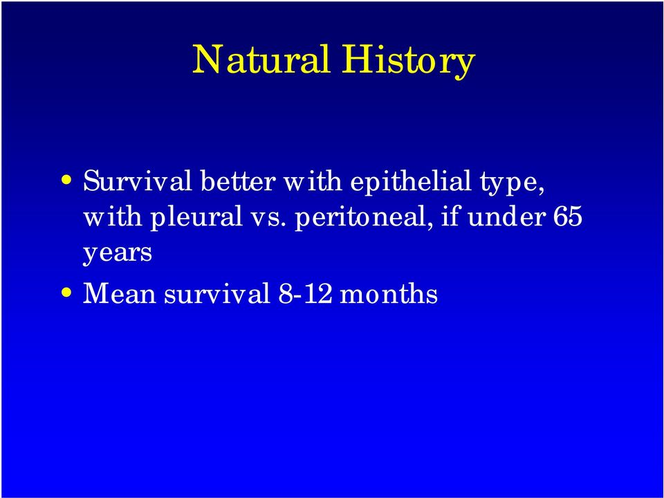 pleural vs.