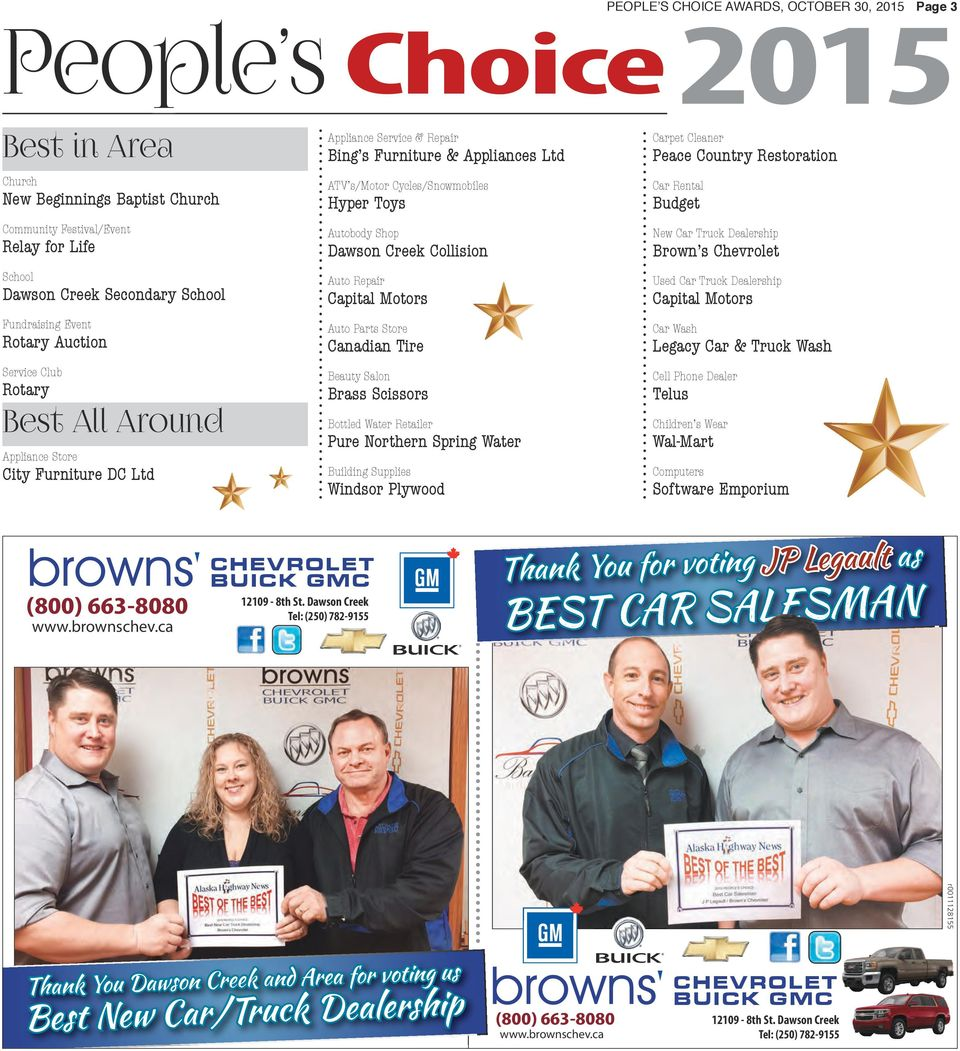 SPECIAL SUPPLEMENT TO THE MIRROR People S CHOICE BEST OF