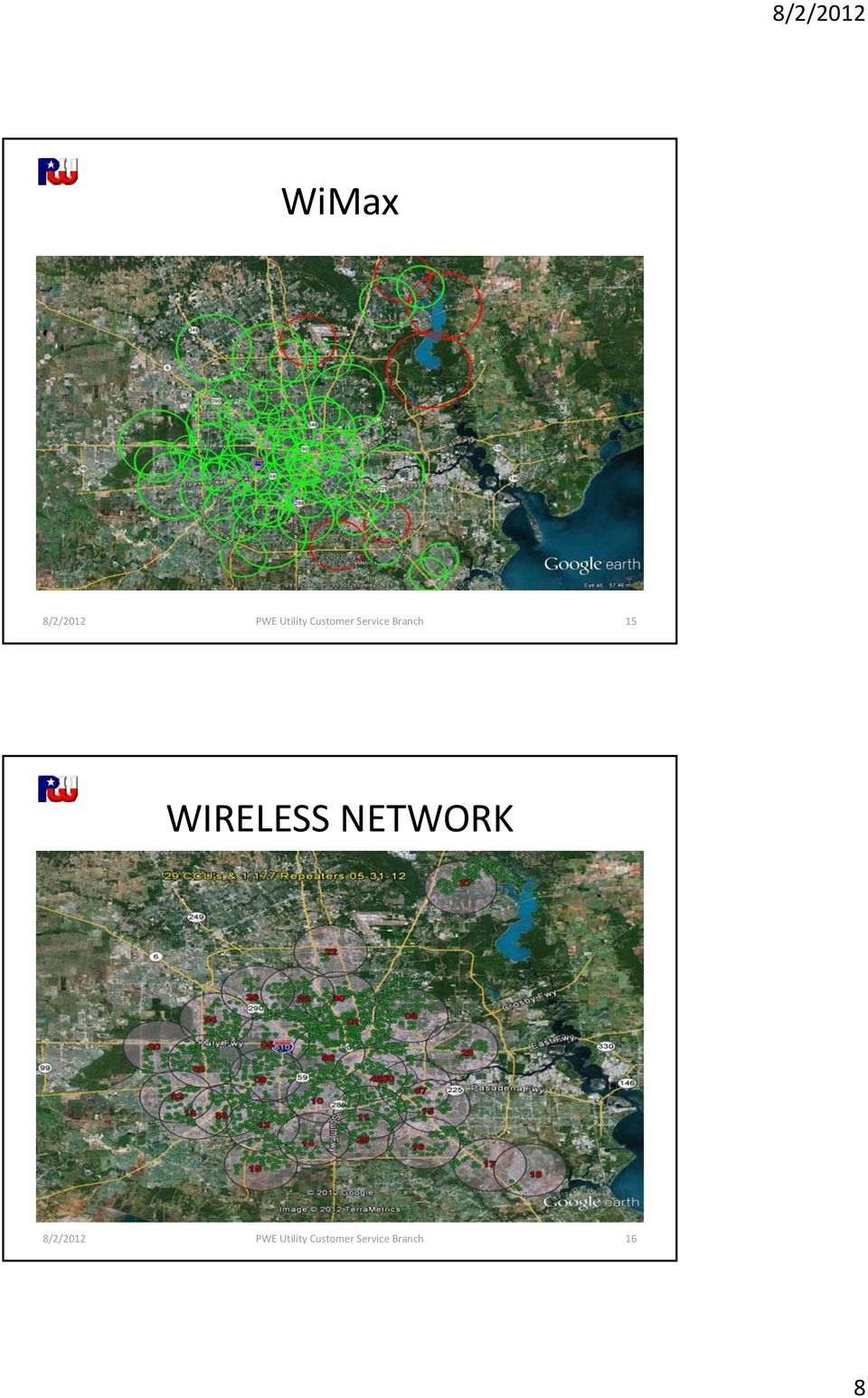 WIRELESS NETWORK 8/2/2012 PWE