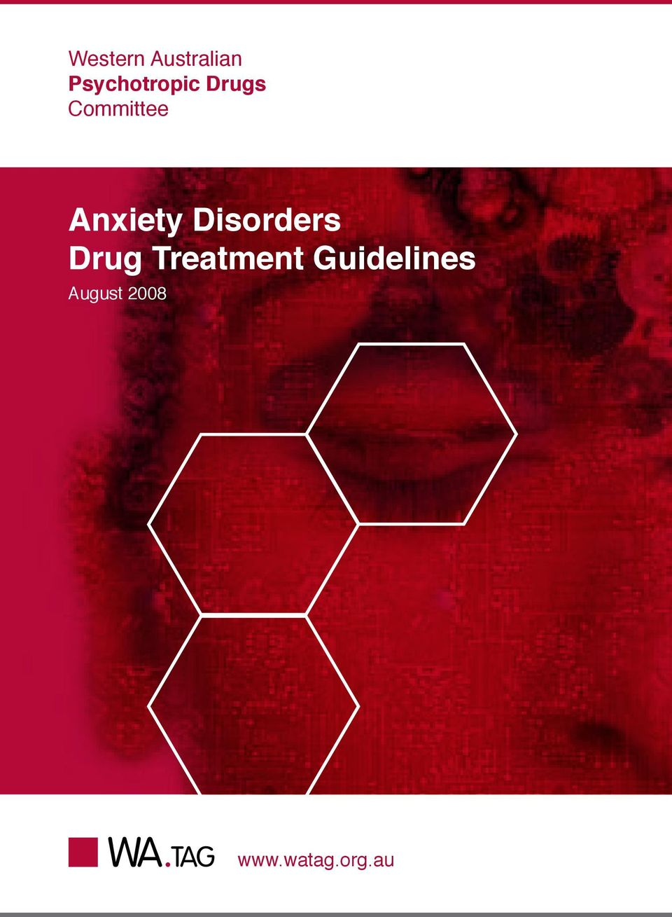 Anxiety Disorders Drug