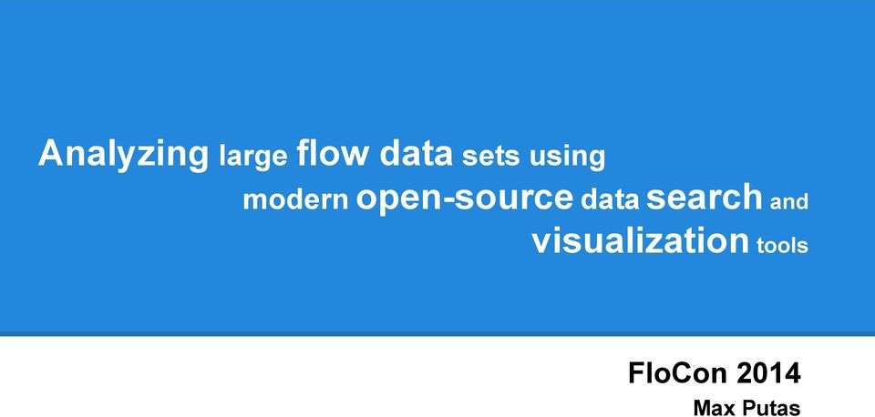 open-source data search and