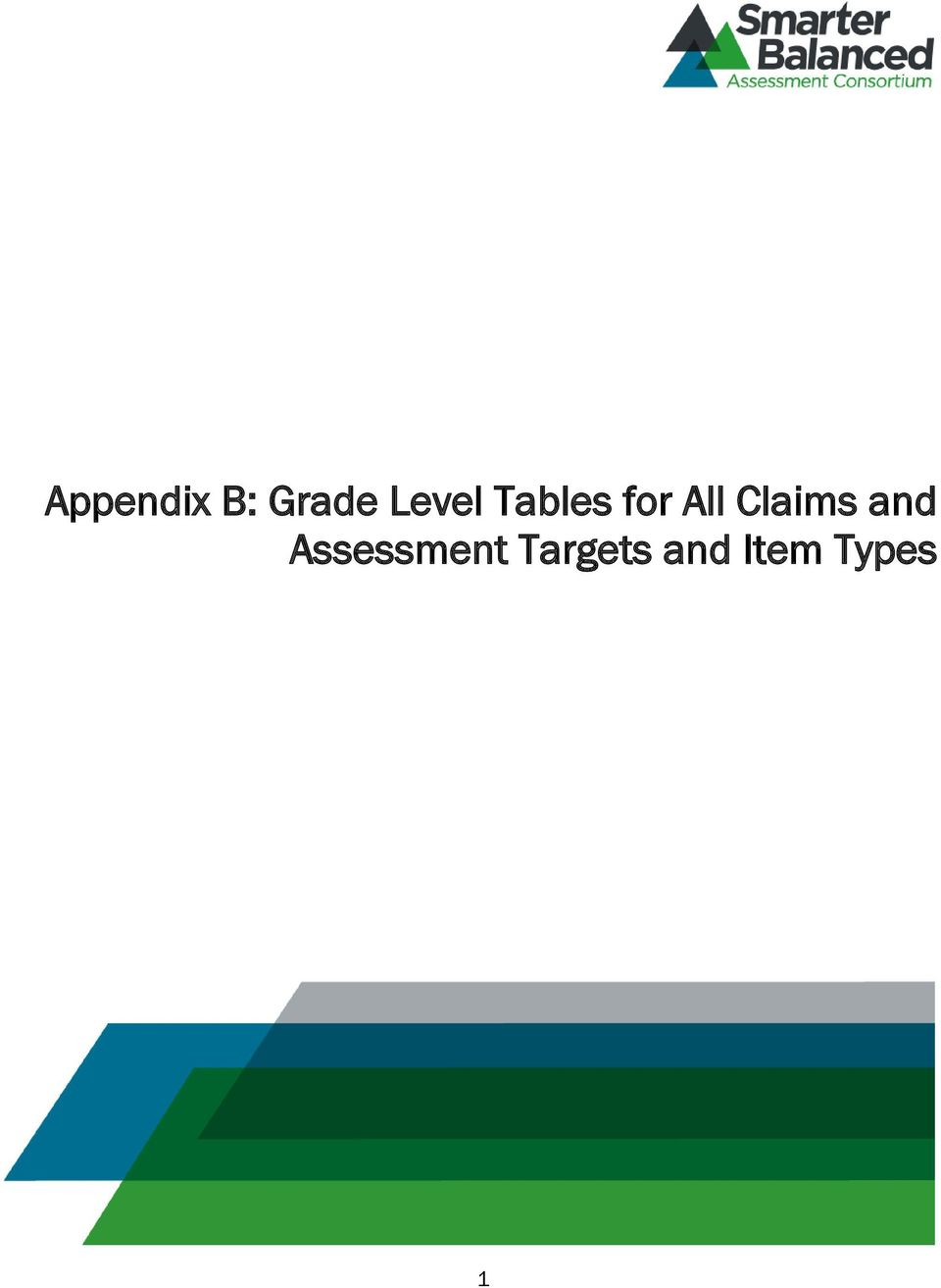 Claims and Assessment