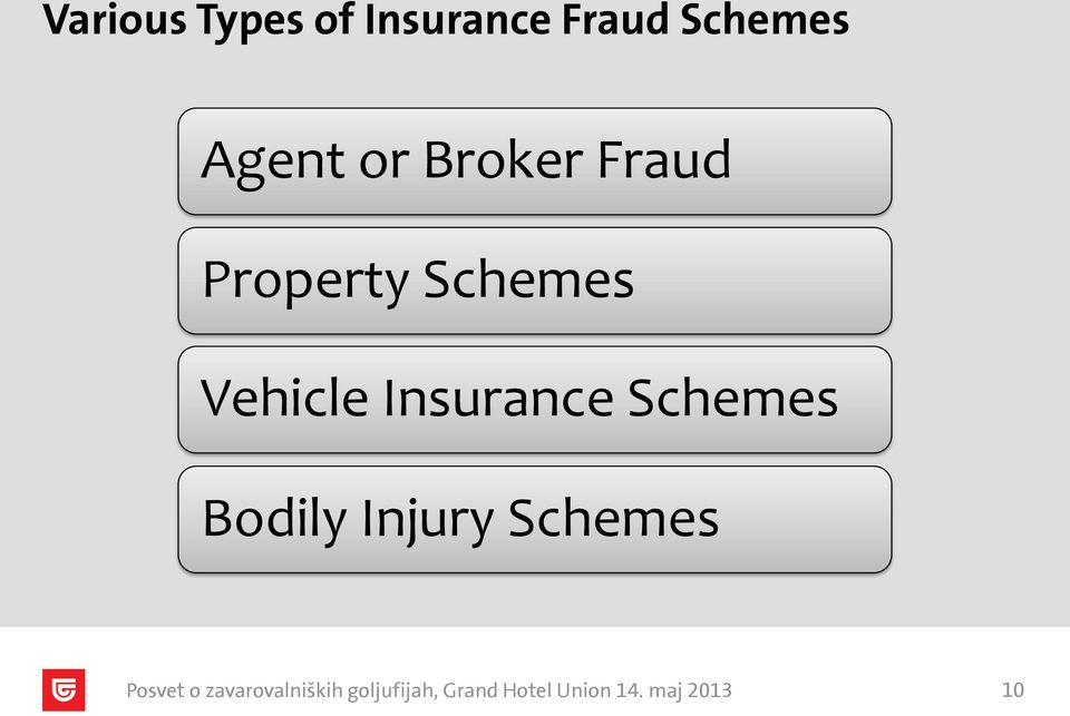 Property Schemes Vehicle